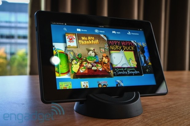 Amazon refreshes Kindle Fire HD with new body, $139 price tag