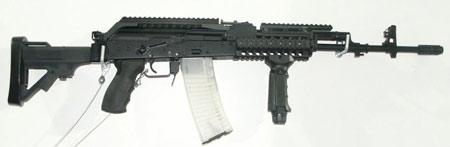 Những biến thể đặc biệt của khẩu AK huyền thoại