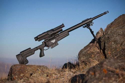 Siêu súng bắn tỉa có thể hạ mục tiêu cách 3000 m