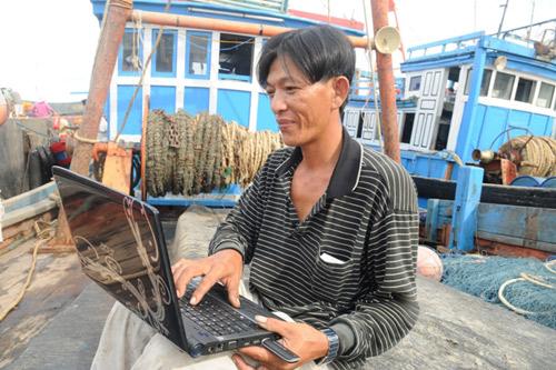 """Giá 3G Việt Nam nằm trong top """"dễ chịu"""" nhất thế giới"""