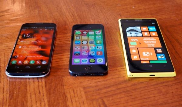 Windows Phone: Kẻ tiếp theo đánh bại iPhone
