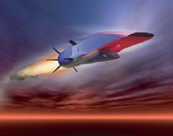 Phương tiện bay siêu vượt âm X-51A