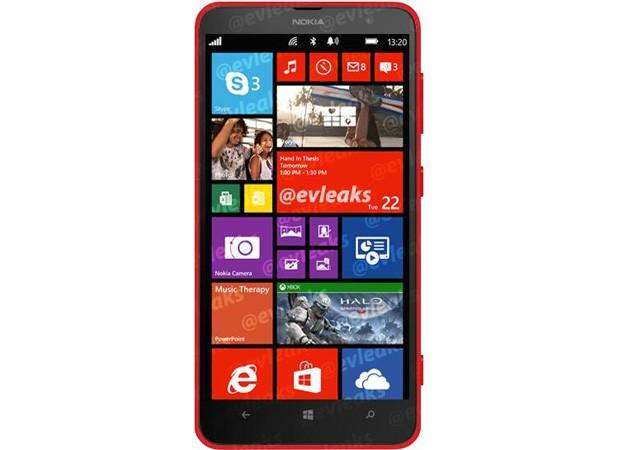 Nokia Lumia 1320 press shot leaks, hints at another bigscreened Windows Phone