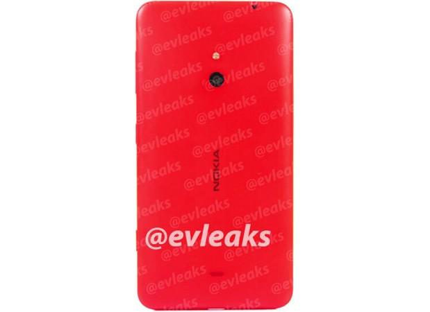 Nokia Lumia 1320 press shot leaks, hints at bigscreen, budget Windows Phone update new image