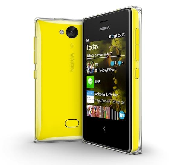 Nokia chính thức trình làng 3 mẫu điện thoại phổ thông Asha 500, 502 và 503
