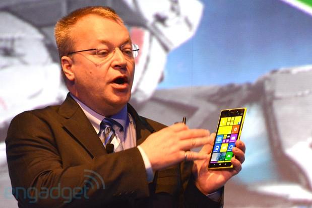 Nokia ra mắt Lumia 1520: Phablet Windows Phone với màn hình 6 inch