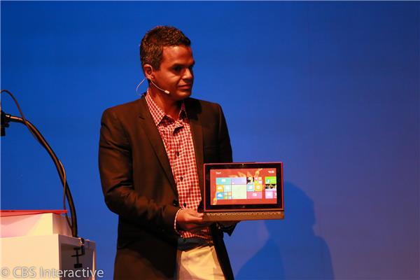 Lumia 2520, máy tính bảng đầu tiên của Nokia chính thức ra mắt