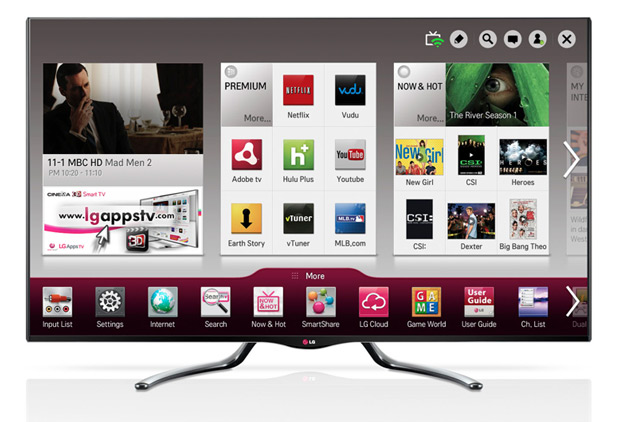 LG Google TVs lose Flash but run more Play Store apps after official update