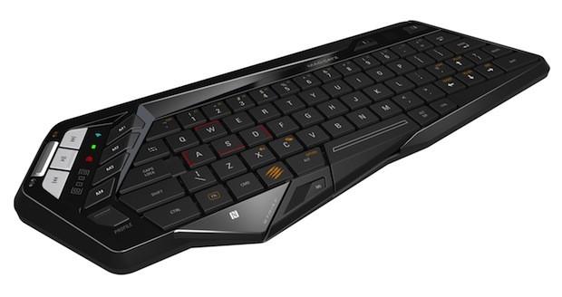Mad Catz announces STRIKEm mobile keyboard