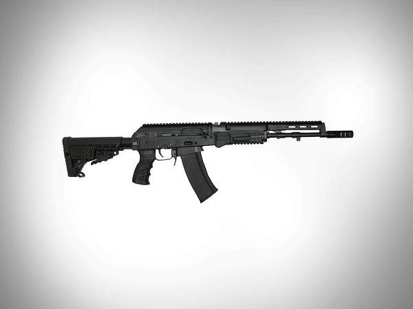 Súng trường bán tự động Saiga MK-107 là một biến thể của súng trường AK-107. Ưu điểm của loại súng này hệ thống chống giật khi hoạt động.