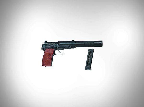Súng lục siêu giảm thanh PB/6P9 được cải tiến từ súng lục Makarov PM pistol, với đặc điểm nổi bật là đươc lắp hai lớp ống giảm thanh.