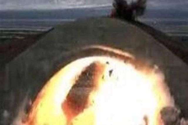 """Hãng tin KCNA của Triều Tiên cũng đưa thông tin này và cho rằng GBU-57 chính là thứ vũ khí mới mà """"kẻ thù"""" nhằm vào chúng ta để răn đe."""