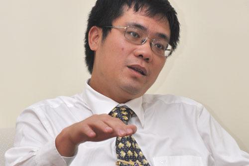Ông Dương Dũng Triều - CEO FPT IS