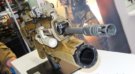 Beretta ARX-160: Siêu súng trường cho người lính tương lai