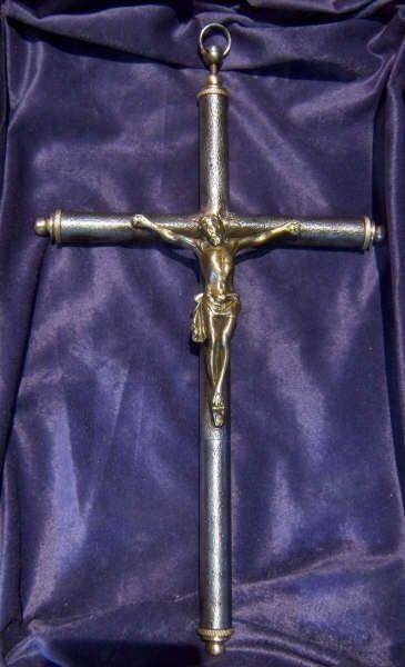 Cây thánh giá của những người theo đạo Thiên chúa.