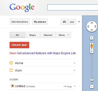 Hướng dẫn tạo và chia sẻ bản đồ riêng bằng Google Maps