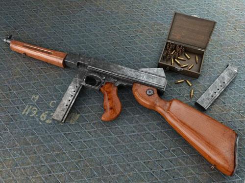 10 khẩu súng nguy hiểm nhất thế giới