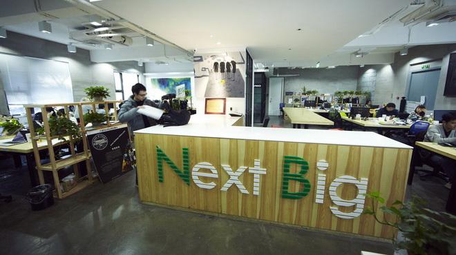 Bên trong 3W Cafe, hệ thống quán cà phê dành cho giới đầu tư và doanh nhân gặp gỡ, thảo luận và trao đổi ý tưởng khởi nghiệp tại Bắc Kinh, Trung Quốc - Ảnh: Wall Street Journal