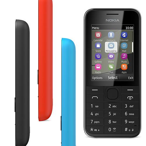 Nokia chính thức công bố bộ ba điện thoại giá rẻ Nokia 207, 208 và 208 Dual Sim