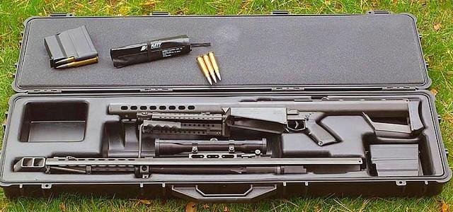 Giải mã sức mạnh đáng sợ của súng bắn tỉa Barrett M82 Mỹ