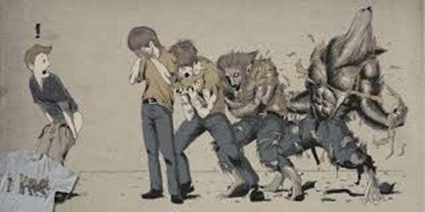 Khám phá người sói: Sợ hãi và thèm muốn
