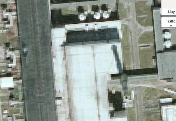 """Những đĩa điểm bí ẩn không được """"hiện hình"""" trên Google Maps"""