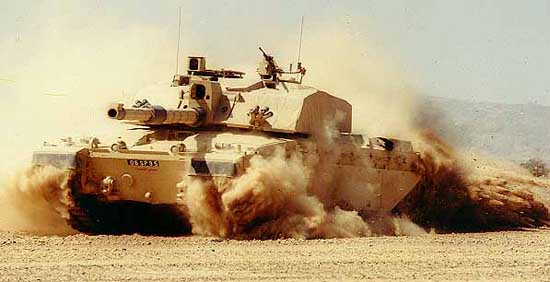 Top 10 chiếc xe tăng mạnh nhất thế giới hiện nay