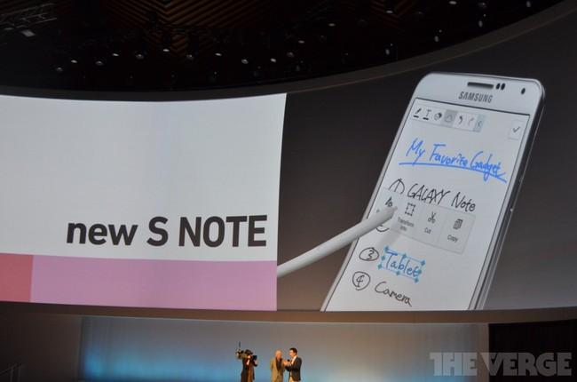 Tổng hợp các tính năng mới hấp dẫn của bút cảm ứng S-Pen trên Galaxy Note 3