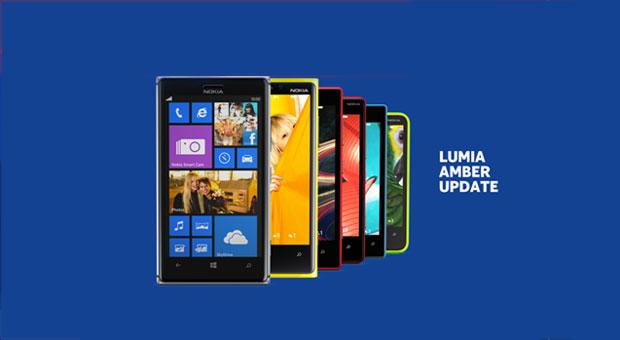 Bản cập nhật Amber cho Nokia Lumia sẽ đến vào cuối tháng này