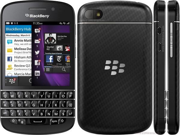 BlackBerry Q10 chính thức lên kệ tại Việt Nam từ ngày 18/6 với giá 16,5 triệu đồng