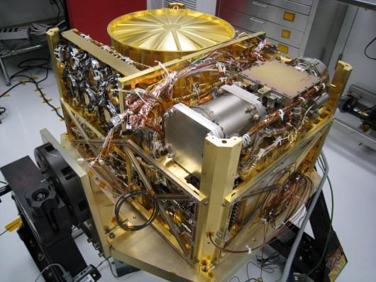 Robot thám hiểm Curiosity đã tìm ra nước trên sao Hỏa