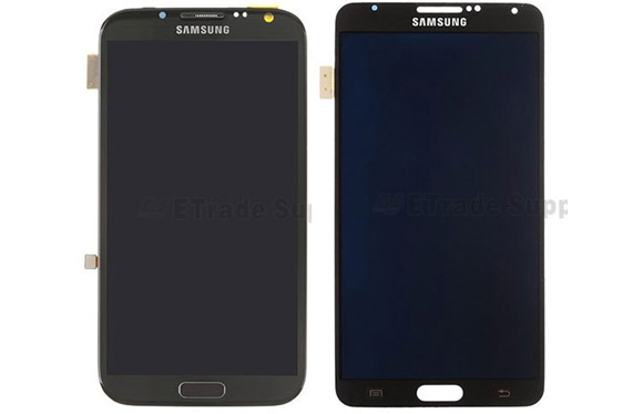 Galaxy Note 3 có những đổi mới về thiết kế so với Note 2