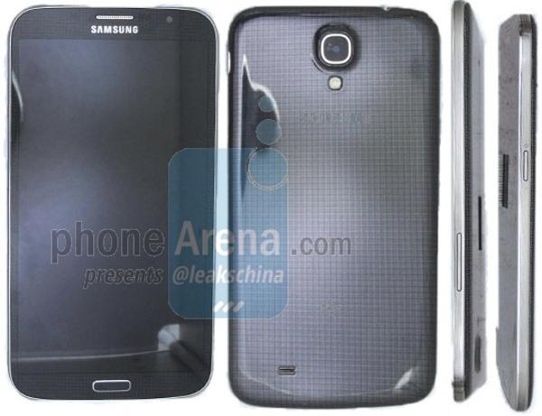 Lộ diện phiên bản 2 SIM của phablet màn hình siêu lớn Galaxy Mega 6.3