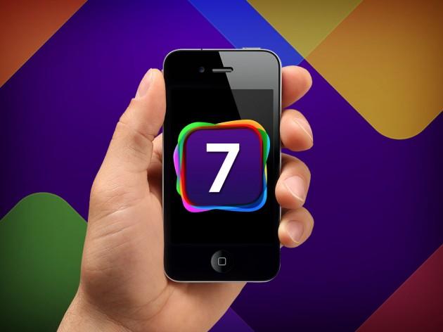 Tất cả những rò rỉ vừa qua về iOS 7 là hoàn toàn sai?