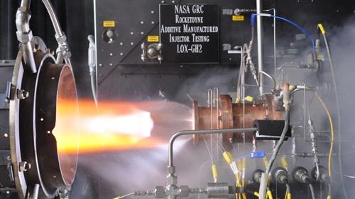 NASA phóng thành công tên lửa được dựng bởi máy in 3D