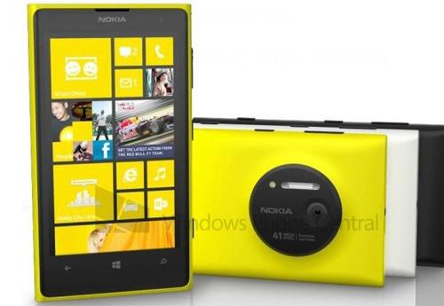Tổng hợp về Lumia 1020: Camera 41 MP, zoom 3x, kính Gorilla Glass 3