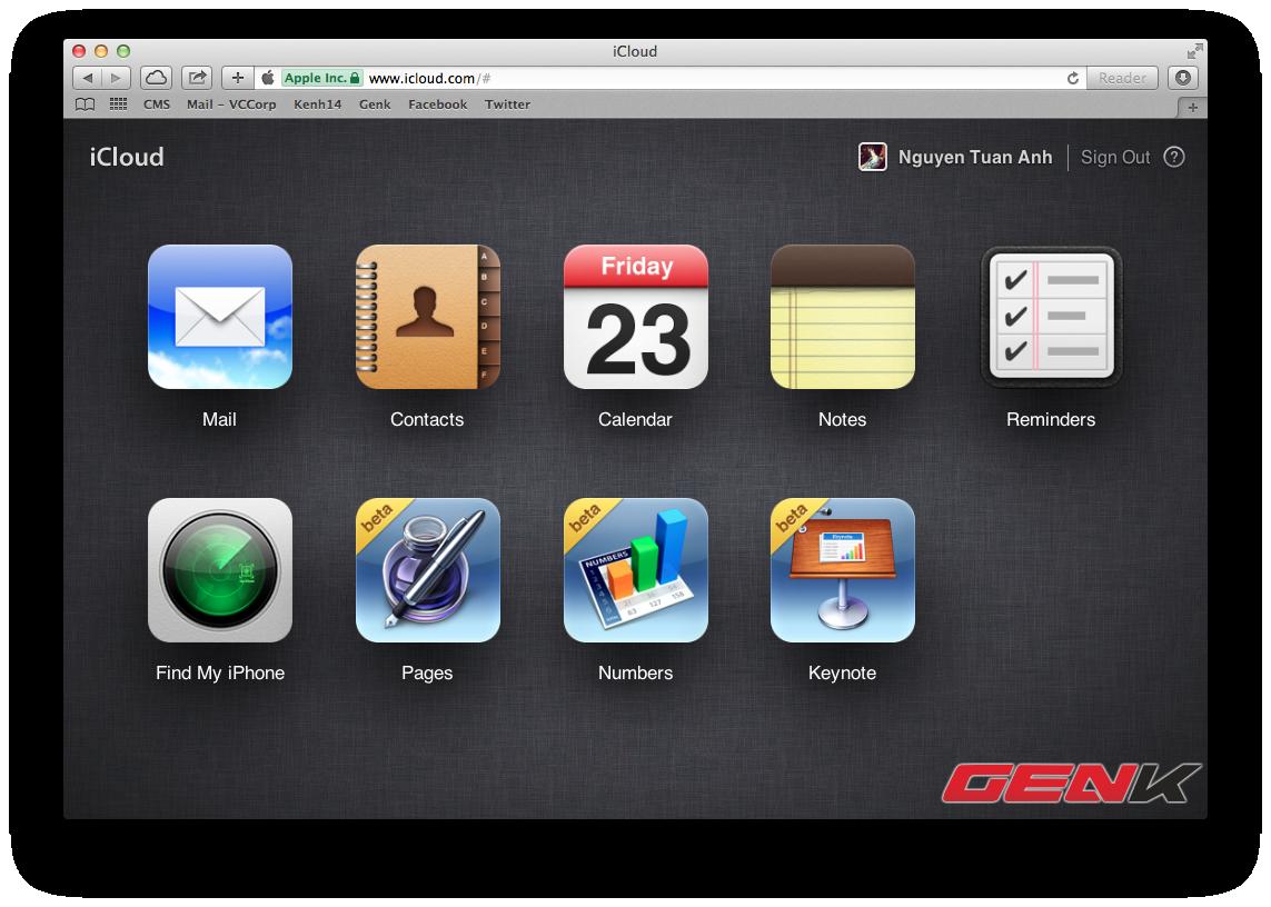 Bộ ứng dụng iWork trên iCloud.com của Apple mở cửa cho tất cả người dùng