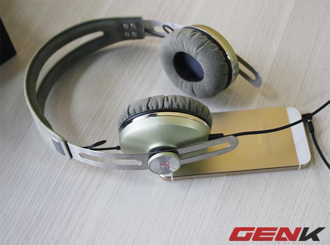 Mở hộp tai nghe Momentum On-Ear mới dành cho giới trẻ của Sennheiser