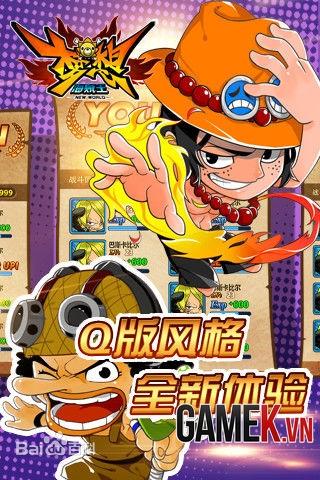 Thời Đại Hải Tặc - Game đề tài One Piece sắp có bản Việt hóa