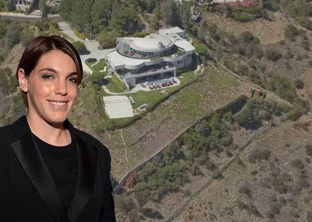Dinh thự trị giá 30 triệu USD của Megan Ellison