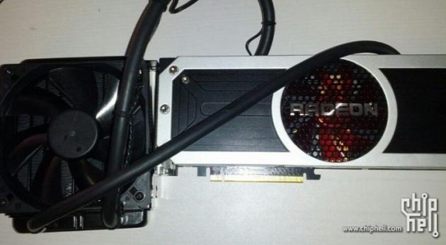 Lộ diện ảnh card đồ họa Radeon R9 295X2 cao cấp của AMD