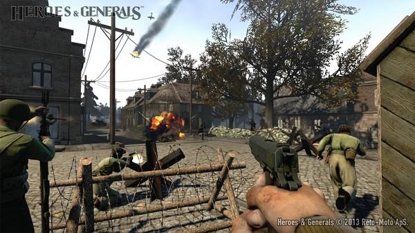 Đánh giá Heroes & Generals: Game bắn súng hấp dẫn với gamer Việt 3