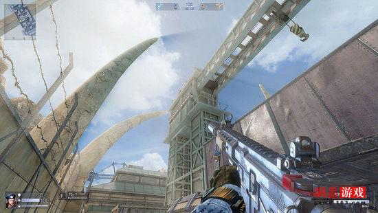 Game bắn súng cực đẹp Crisis 2015 mở cửa thử nghiệm 4