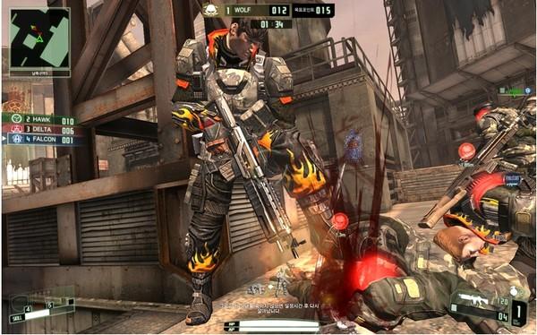 Game bắn súng đình đám Dizzel chính thức mở cửa 2