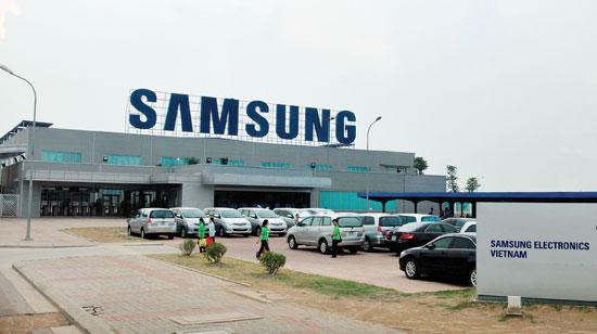 Nhà máy Samsung tại Bắc Ninh liên tục bị mất trộm linh kiện Galaxy S5
