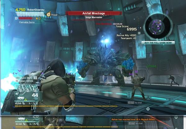 Game bắn súng Defiance đã chính thức mở cửa miễn phí 2