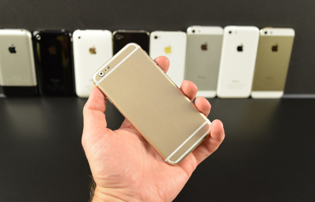 Video về iPhone 6 trên sân khấu WWDC 2014 là giả