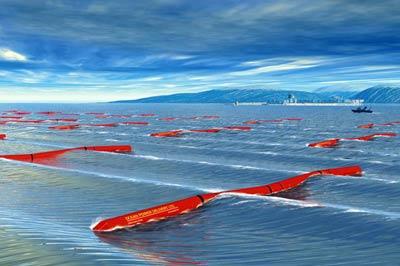 Công nghệ mới giúp khai thác năng lượng từ sóng dưới đáy biển