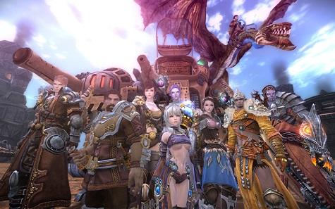 Top game online miễn phí ra mắt cuối tháng 06 2