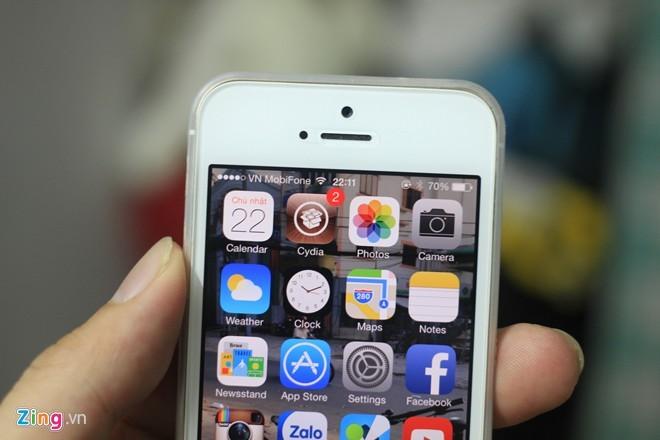 Ngày càng ít người có nhu cầu jailbreak iPhone, iPad tại Việt Nam. Ảnh: Quốc Huy.
